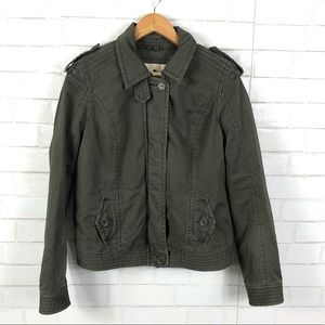 Abercrombie & Fitch Military Utility Jacket